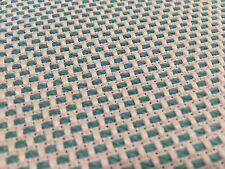 Manuel Canovas Woven OUTDOOR Upholstery Fabric Lipari Turquoise 2.80 yd 4890-02