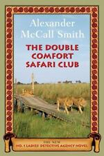 The Double Comfort Safari Club (No. 1 Ladies' Detective Agency)-ExLibrary