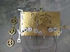 Urgos Triple Chime Grandfather Clock Movement 66004 114cm Running & Working cond