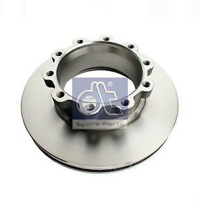 CAPSautomotive Brake Disc Rotor for Scania 1852817 1402272 1386686 1367735 ,1852