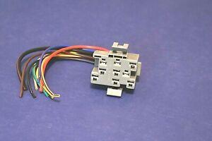 Headlight Switch Connector Harness Fits Mazda B2300 B2500 B3000 B4000 Navajo