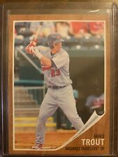2011 Topps Heritage Mike Trout RC Arkansas Travelers #44