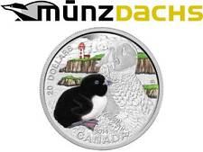 20 $ $ Bambino Animali Pulcinella di mare Canada 2014 1 oncia d'argento PP