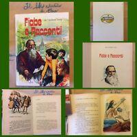Fiabe e racconti di Lev Nikolaevic Tolstoj Ed. Paoline 1977