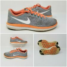 Nike Flex 2016 'Grey Bright Mago' Running Shoes Sneakers 830751-003 Size 7.5