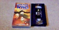 DOCTOR WHO THE GUNFIGHTERS UK PAL VHS VIDEO 2002 William Hartnell RESTORED
