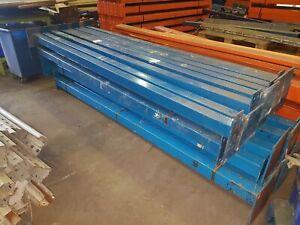 Used Steel Posts 2.67m Universal Beam, Box Section, Mezzanine Floor Legs
