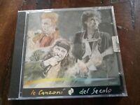 Le Canzoni Del Secolo David Bowie/Vasco Rossi/Bob Dylan Serigrafato Cd Sigillato