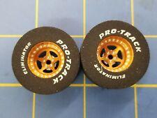 Pro Track N408B 3D Gold Stars 1 3/16 x 500 Rear Drag Tires Mid America