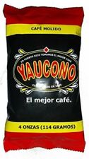 1 PACK CAFE YAUCONO COFFEE PUERTO RICO BRAND MOLIDO GROUND 4oz FREE SHIPPING