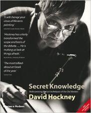 Secret Knowledge New Paperback Book David Hockney