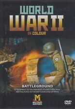 World War 2 in Colour  - Battleground  [DVD],
