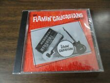 Flamin Caucasians Cd Sampler w/15 Songs - Free Shipping