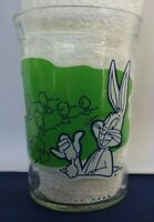 Welch's Looney Tunes Collector Series #1 Bugs Bunny Jelly Jar Glass 1994
