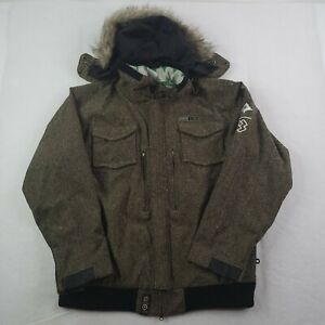Special Blend LRG Lifted Research Group Jacket Mens Large Green Ski Snowboard