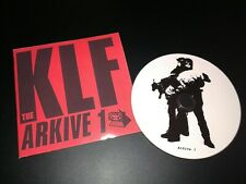The KLF - Arkive 1 -Cdr in cardboard sleeve