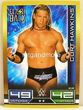 Slam Attax - #334 Curt Hawkins - 10th Edition