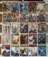 The Authority Wildstorm 25 Comic Book Lot Comics Collection Set Run Box