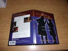 JEFFERSON AND ADAMS DVD A STAGE PLAY