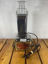 Vitamix Vita Mixer Maxi 4000 Commercial Blender Vintage 850W TESTED Model 479044