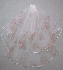 Luxury Dead Bridal Veil Halloween Fancy Dress Costume Party Horror Bride To Be