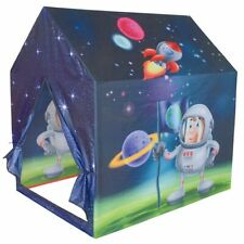 Astronaut Rocket House Indoor Outdoor Spaceship Play Tent Kids Star Observatory