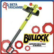 Bullock ABSOLUTE Antifurto Universale Blocca Volante e Pedali 100% ORIGINALE