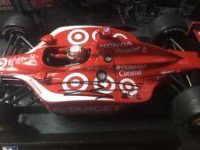 Autographed Dan Wheldon 1:18 Greenlight Diecast Target Chip Ganassi Racing