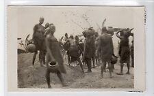 """BASSA KOMO WOMEN"" 1907-08: Nigeria postcard (C27316)"
