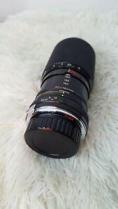 Soligor Zoom Macro 1:3.5 f=70-160mm MC camera Lens made in Japan NO. 9790294