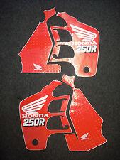 CR250 1989 RK Rad & Tanque Calcomanías Gráficos Pegatinas CR 250