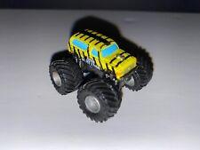 Micro Machines 1990 Monster Truck Tuff Trax Ford Bronco Miss Demeanor RARE!