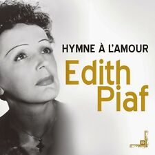 2 CD BOX EDITH PIAF HYMNE A L'AMOUR L'ACCORDEONISTE LEGIONNAIRE LA VIE EN ROSE