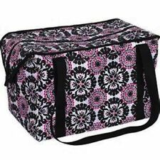 Thirty one fresh market thermal picnic tote bag 31 gift pink pop medallion NEW