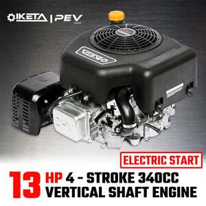 13HP Vertical Shaft Engine Lawn Mower Petrol Motor 4 Stroke OHV Ride On Mower