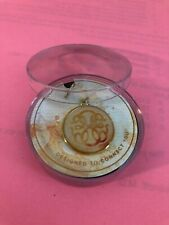 """ALEX AND ANI NWT! """"PATH OF LIFE"""" .925 Sterling Silver with 14k Gold Plate CHARM"""