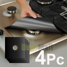 Gas Stove Top Burner Covers Non Stick Stovetop Liners Range Protector Cuttable