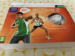 EA Active 2 - Xbox 360 Et Kinect - Neuf