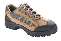 SIZE 6 9 10 11 12 BOBCAT WATER RESIST SAFETY SHOES BOOTS STEEL TOE CAP - RRP £45