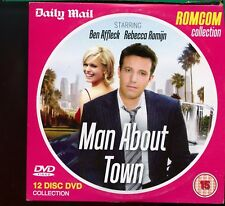 Man About Town / The Daily Mail Promo DVD - 1st Class Post