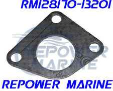 Exhaust Elbow Gasket for Yanmar 1GM, 1GM10, 2GM, 2GM20, Repl: 128170-13201