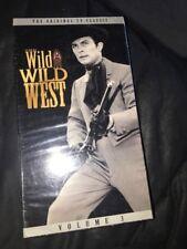 The Wild Wild West, Vol. 3 TV Classic Robert Conrad VHS