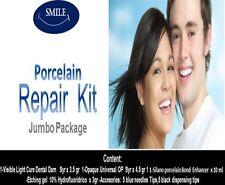 DENTAL Smile  Porcelain (Ceramic) Repair Kit   Size Jumbo