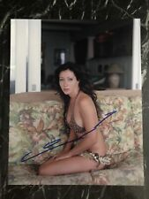 Shannen Doherty Original Hand Signed Autographed Photo 8x10 Coa