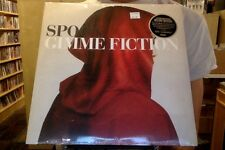 Spoon Gimme Fiction deluxe 2xLP sealed 180 gm vinyl + download + poster