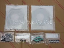 Toyota Corolla CP Coupe AE86 2Door Rear Quarter Window Clips Genuine OEM Parts