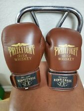 Hard To Find Prizefight Irish Whiskey Boxing Gloves 14 Ounce