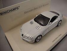 Minichamps 436033020 MERCEDES-BENZ SLR MCLAREN - 2004   1:43 suberb detail