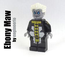 LEGO Custom - Ebony Maw - Marvel Super heroes mini figure thanos black order