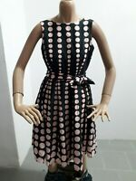 Vestito SANDRO FERRONE Donna Dress Woman Veste Femme Taglia Size S/M A Pou 8360